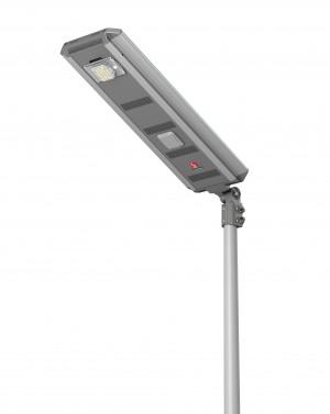 HC829AE3C8030NMC - Solar Street Light AE3C all in One, 80W PV, 30W Cree LED