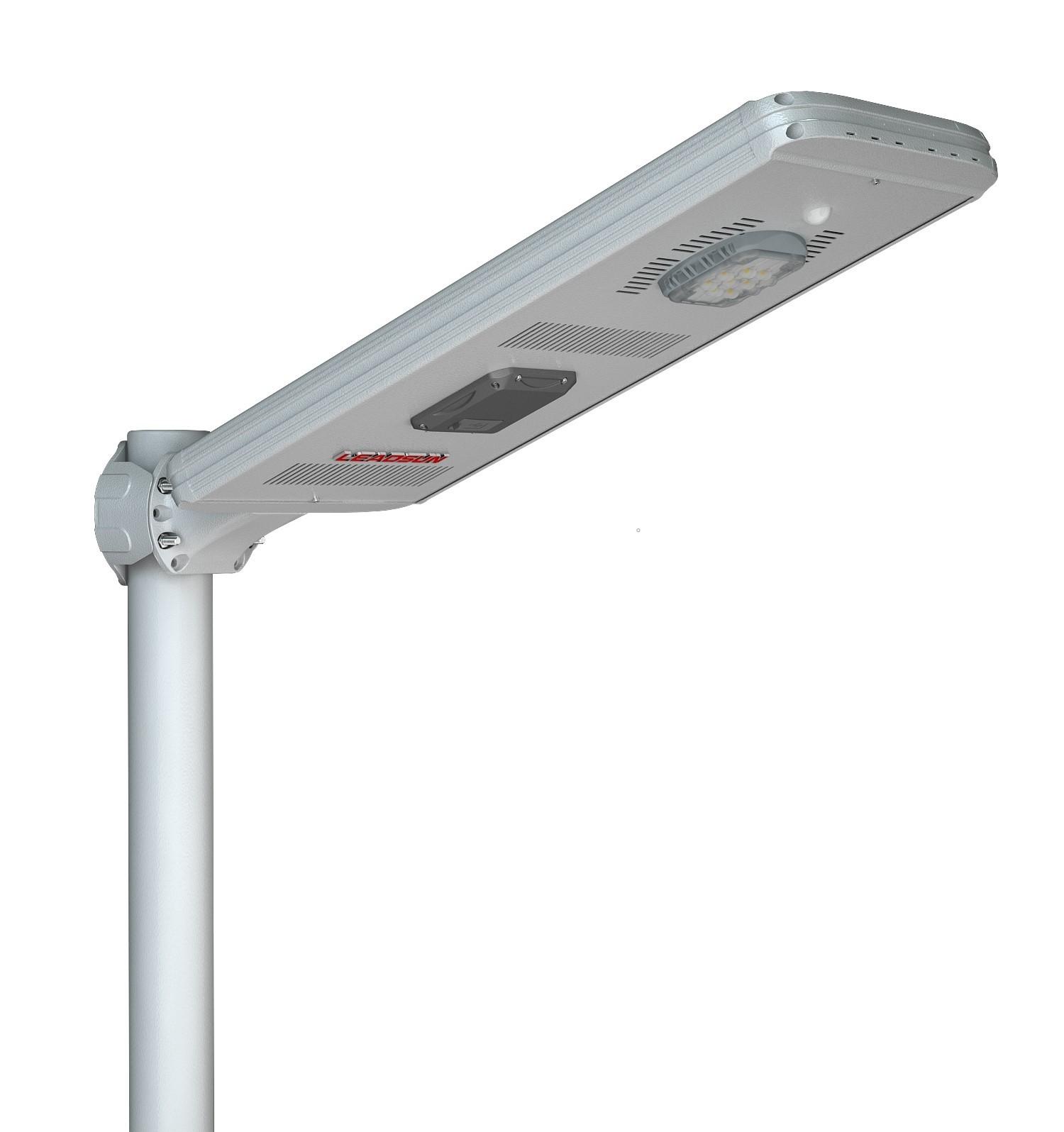 HC820AST3010IMC - Solar Street Light AE2 all in One, 30W PV, 10W Cree LED