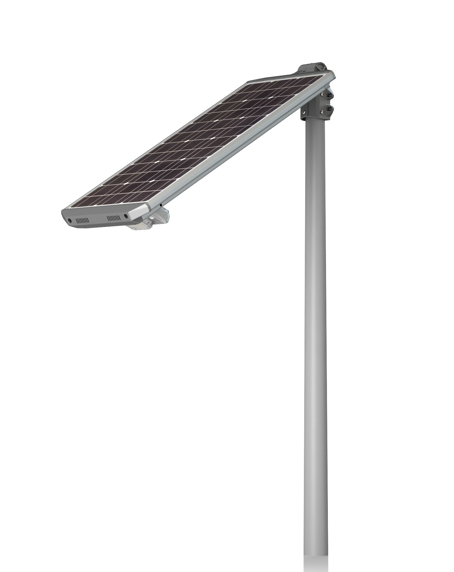 HC831AE3CR8020LMC - Solar Street Light AE3C Swifel type, 80W PV, 20W Cree LED