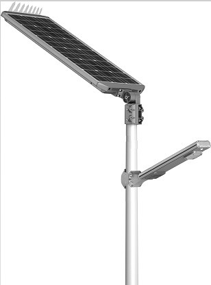 HC836AE3CS80P - Solar Street Light AE3C Split type, 80W PV Module