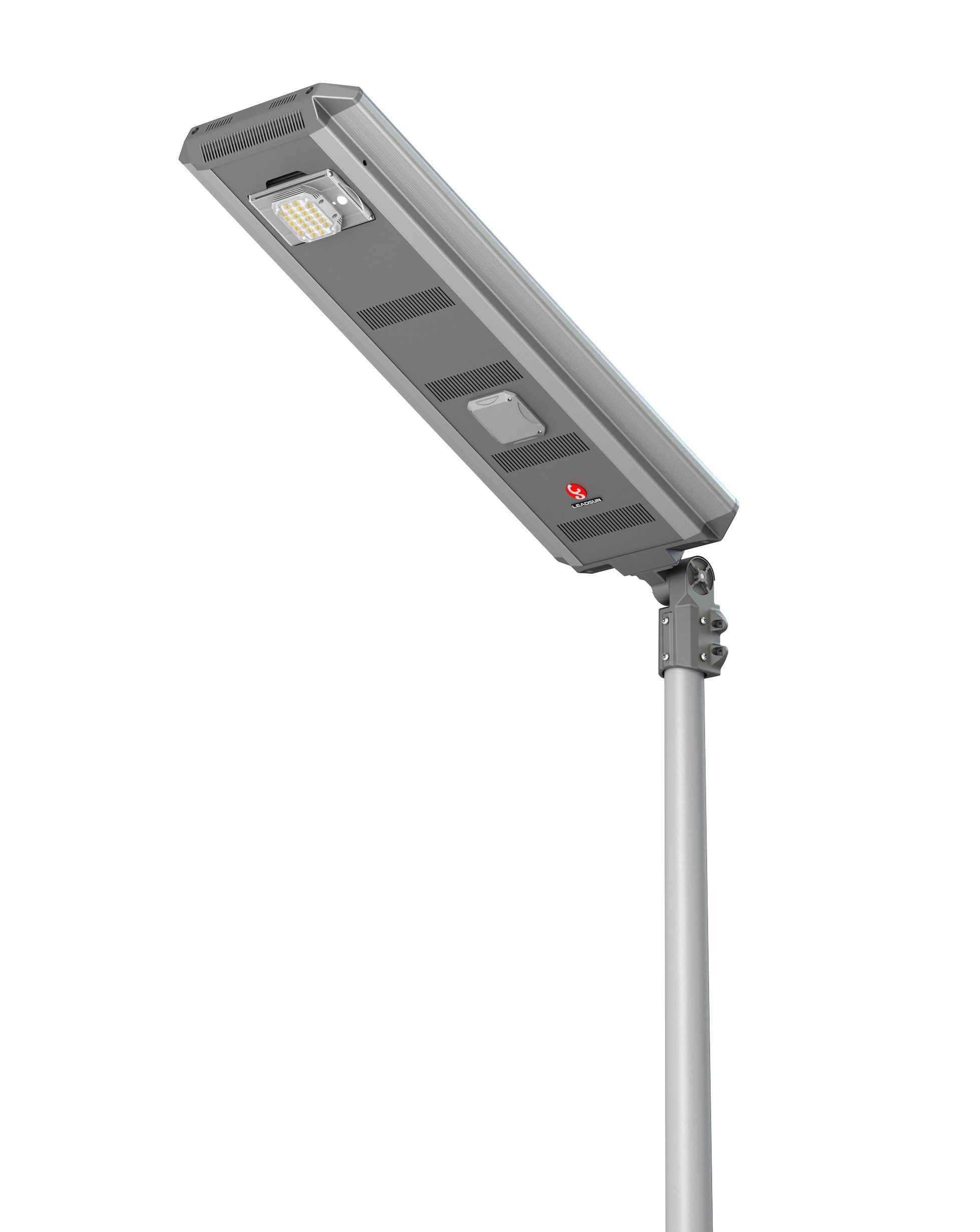 HC830AE3C8030PMC - Solar Street Light AE3C all in One, 80W PV, 30W Cree LED