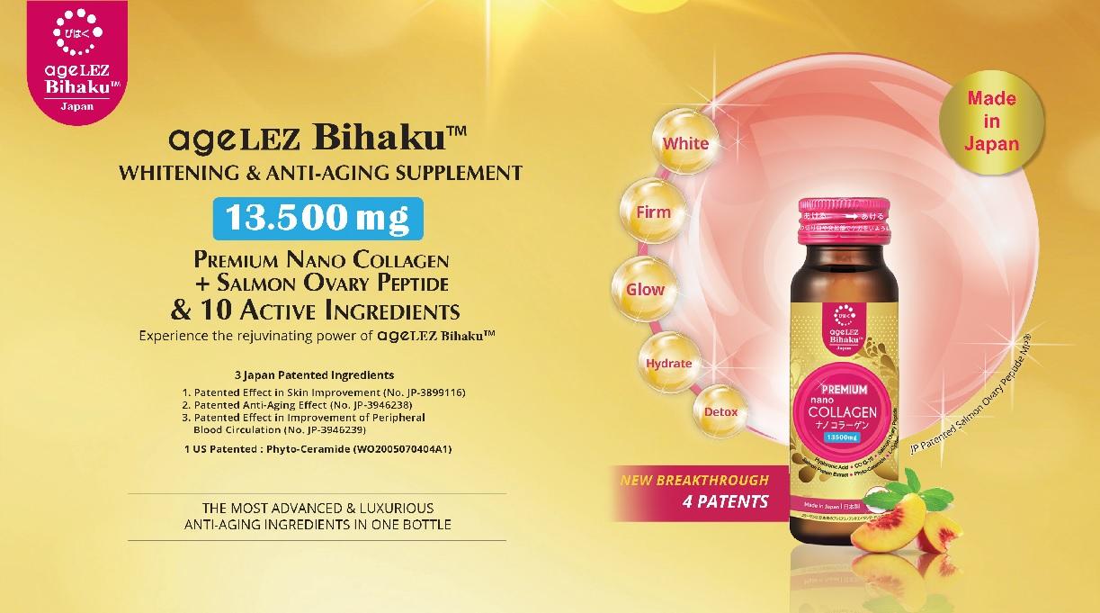 Agelez Bihaku Profile